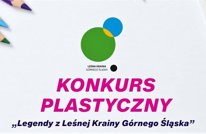 """Konkurs plastyczny """"Legendy z Leśnej Krainy Górnego Śląska"""""""