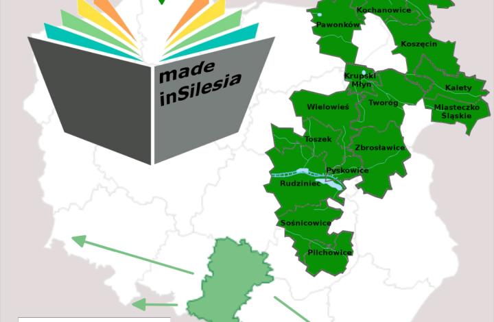 Zbieranie danych o produktach eksportowych województwa śląskiego do katalogu pn. Made inSilesia