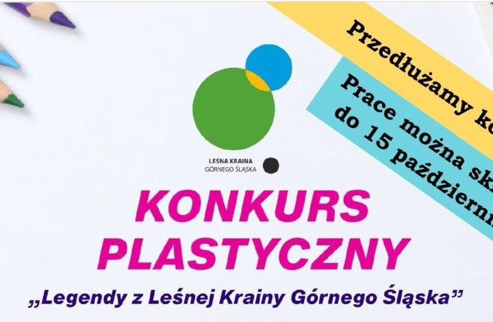 """Przedłużamy Konkurs plastyczny """"Legendy z Leśnej Krainy Górnego Śląska"""""""